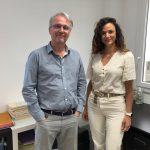 Dr Jean-Pierre Terrier & Dr Jessica Calvo